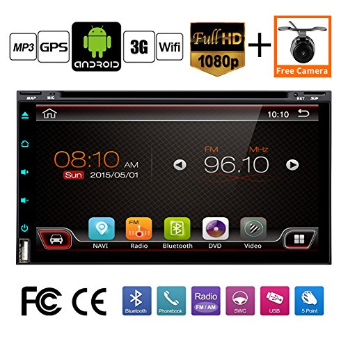 Quad Core touch screen Universal Navigation microphone product image