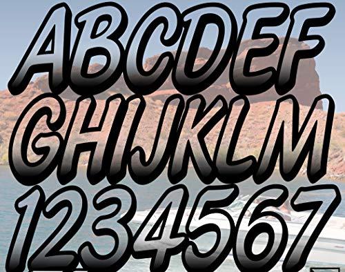 Stiffie Whipline Transparent/Black 3