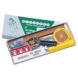 Tweeten Deluxe Cue Tip Repair Kit Billiard Pool Stick