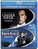Under Siege / Under Siege 2: Dark Territory (Double Feature) // Cuirassé en péril / Express en péril (Programme Double) (Bilingual) [Blu-ray]