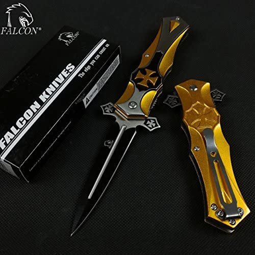 Falcon Spring Assisted Tactical Folding