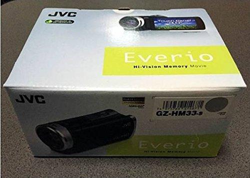 ビデオカメラ Everio GZ-HM33-S