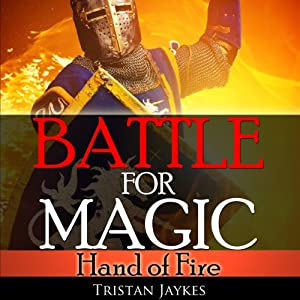 Hand of Fire Audiobook