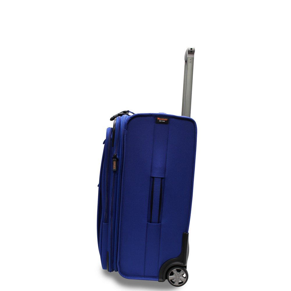 Pathfinder Revolution Plus 22 Inch Expandable Business Carry- On with Suiter, Cobalt Blue, One Size by Pathfinder (Image #12)