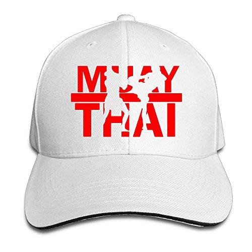 Hioyio Muay Thai Sandwich Peaked Hat & - Mar Miami Costa
