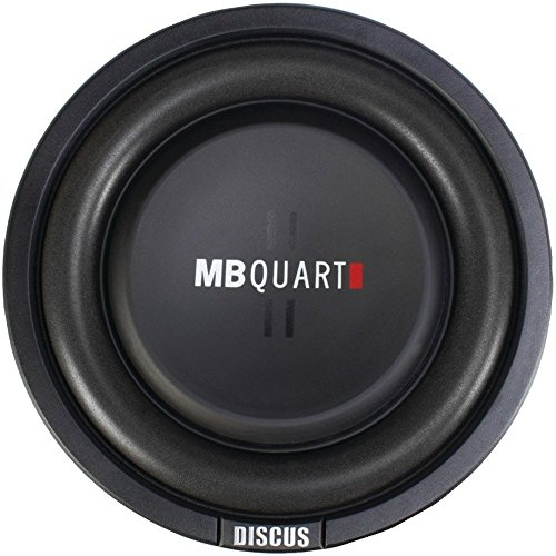 MB Quart DS1-204 Discus Series 400-Watt Shallow Subwoofer