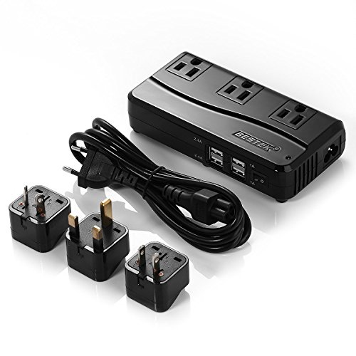 BESTEK Converter Voltage International Adapter