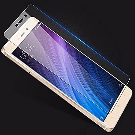 SmartLike Tempered Glass for Xiaomi Redmi 4  4X  Cases   Covers