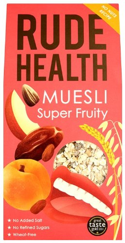 Rude Health - Muesli - Super Fruity - 500g