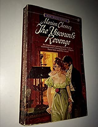 book cover of The Viscount\'s Revenge