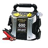 STANLEY J309 Jump Starter: 600 Peak/300 Instant Amps