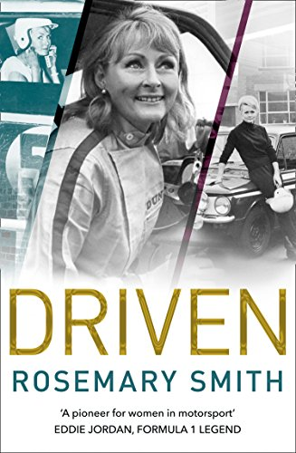 - Driven: A pioneer for women in motorsport - an autobiography