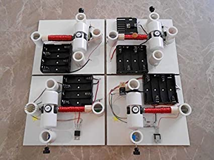 Buy All-In-One Simple Electric Motor Kit #8 - DIY Science Projects ...