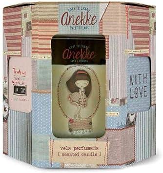 Candle Multicoloured Anekke Kids Licensing AK17010