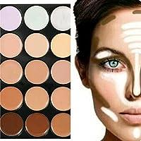 Boolavard 15 Shades Colore Concealer Makeup Palette Kit