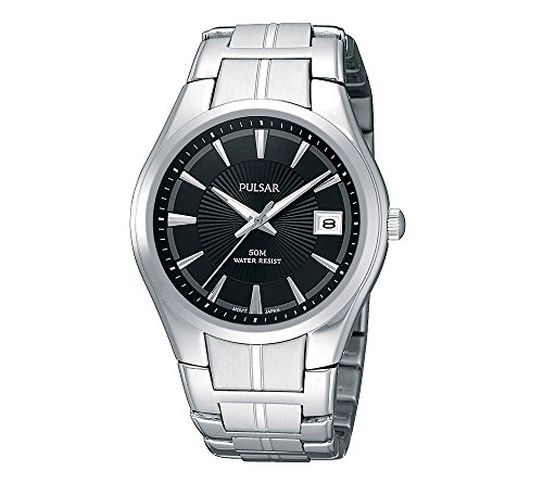 Pulsar-Mens-Silvertone-with-Luminous-Hands-Watch