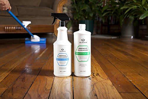 Hardwood Floor Cleaner Best Wood Cleaning Spray Solution