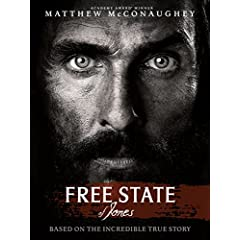 Free State of Jones on Digital HD 9/6 and Blu-ray, DVD and On Demand 9/20 from Universal Pictures