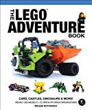 The Lego Adventure Book: Cars, Castles, Dinosaurs & More!