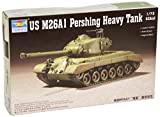 Trumpeter 1/72 US M26A1 Pershing Tank, Heavy
