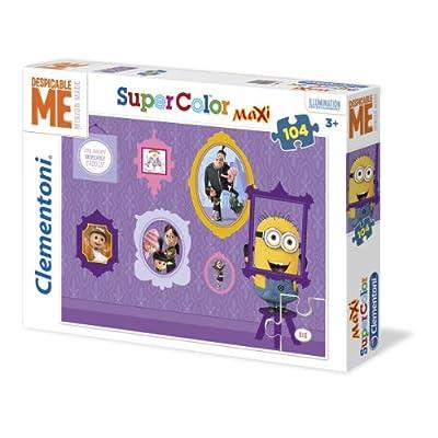 Clementoni 23657 Maxi Puzzle Cattivissimo Me 2 104 Pezzi