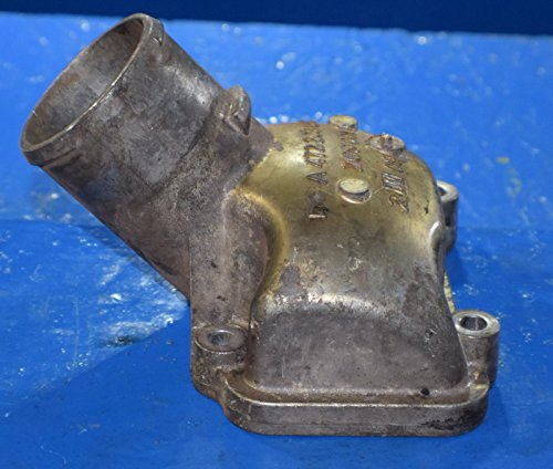 Diesel Cooling - DETROIT DIESEL DD15 THERMOSTAT COOLING WATER OUTLET HOUSING A4722030931 -> 3625