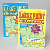 Ddi Crossword Puzzle Large Print (pack Of 120)