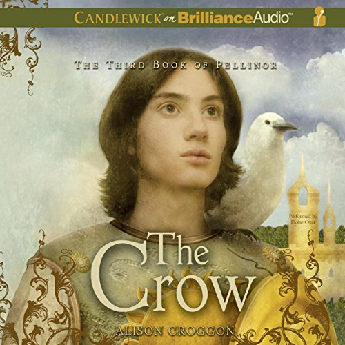The Crow: The Third Book of Pellinor by Brilliance Audio