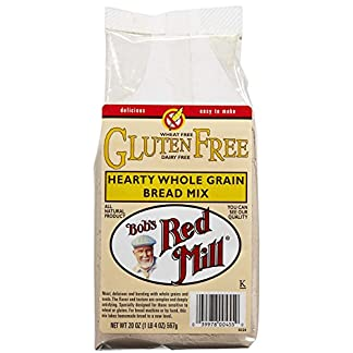 Gluten Free Whole Grain Bread Mix by Bob's Red Mill, 20 oz