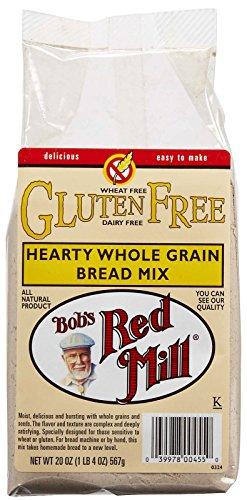 Gluten Free Whole Grain Bread Mix by Bob's Red Mill, 20 oz