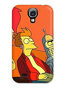 High-quality Durability Case For Galaxy S4(futurama)