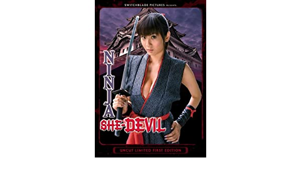 Ninja She Devil [Reino Unido] [DVD]: Amazon.es: Cine y Series TV