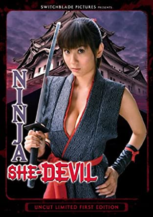 Ninja She Devil [Reino Unido] [DVD]: Amazon.es: Cine y Series TV