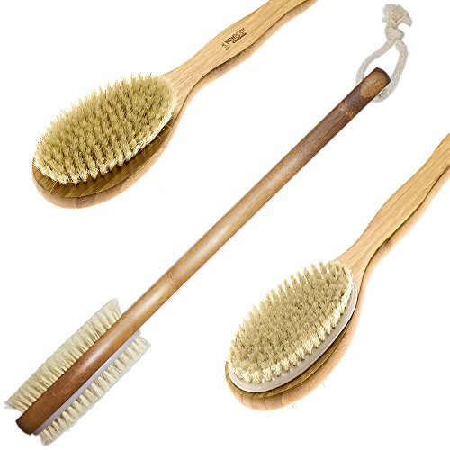 Body Scrubber Extra Long Handle product image