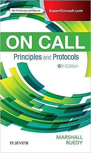 On call principles and protocols 6e 9780323479769 medicine on call principles and protocols 6e 6th edition fandeluxe Choice Image