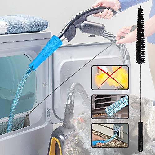 Dryer Vent Cleaner Kit