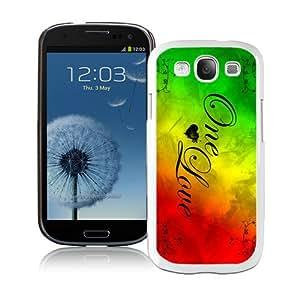 Rasta Reggae 3 (2) Individual Popular Design Customized Samsung Galaxy S3 I9300 Phone Case