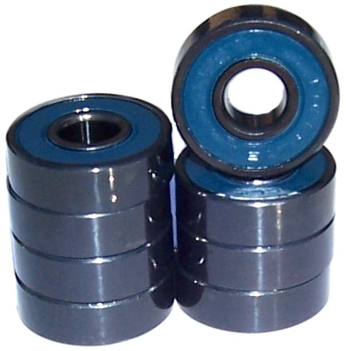 Bullseye Abec 7 Skateboard Bearings