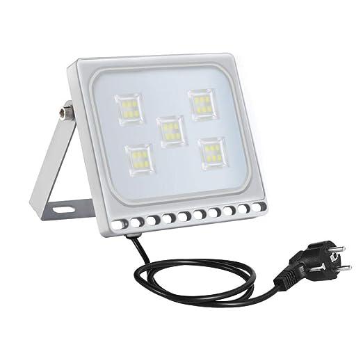 FreedomT 30W 220V Luz De Piso Proyector LED Para Exteriores Focos ...