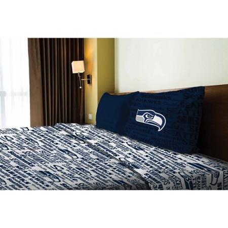 Seattle Seahawks Bed - 5