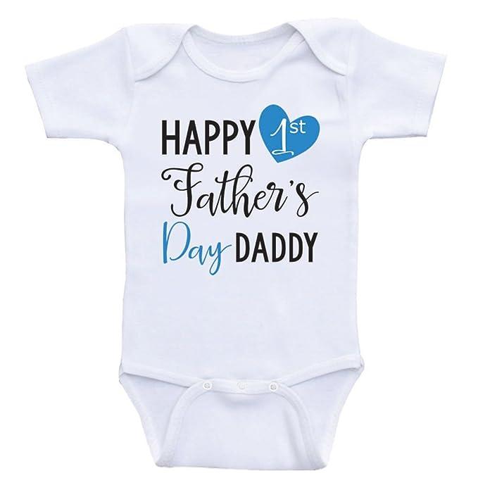 Amazon.com: Heart Co Designs - Pijama de bebé para el día ...