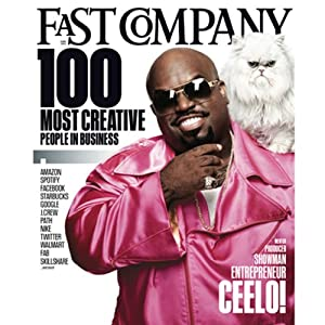 Audible Fast Company, June 2012 Periodical