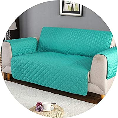 Little Happiness- Sofa Couch Cover Chair Throw Pet Dog Kids Mat Furniture Protector Reversible Washable Removable Armrest Slipcovers 1/2/3 Seat