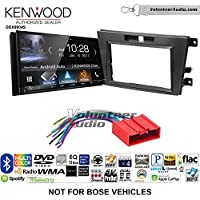 Volunteer Audio Kenwood DDX9904S Double Din Radio Install Kit with Apple CarPlay Android Auto Bluetooth Fits 2007-2009 Mazda CX-7 (Without Bose)