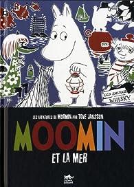 Moomin et la mer par Tove Jansson