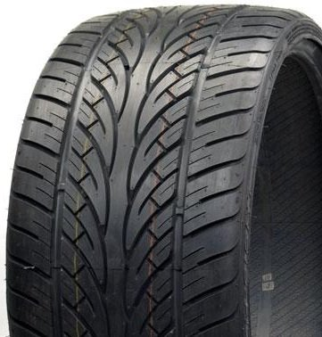 Lionhart LH-Eight All-Season Radial Tire - 255/30ZR24