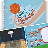 WHEN I GROW UP I WILL BE A BASKETBALL PLAYER - Let's Write The Future With This Memory Book of Dreams. Kids Journal, Gifts for Boys, Toddler Presents, Art Activity for Children