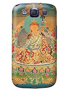 LarryToliver what a Nice Durable Customizable Tibetan book pictures Case Cover with samsung Galaxy s3 #2 by supermalls