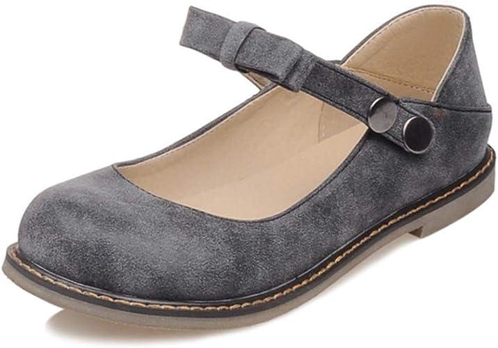 Garggi Mary Jane Shoes Classic Women