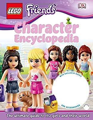LEGO® Friends, Character Encyclopedia